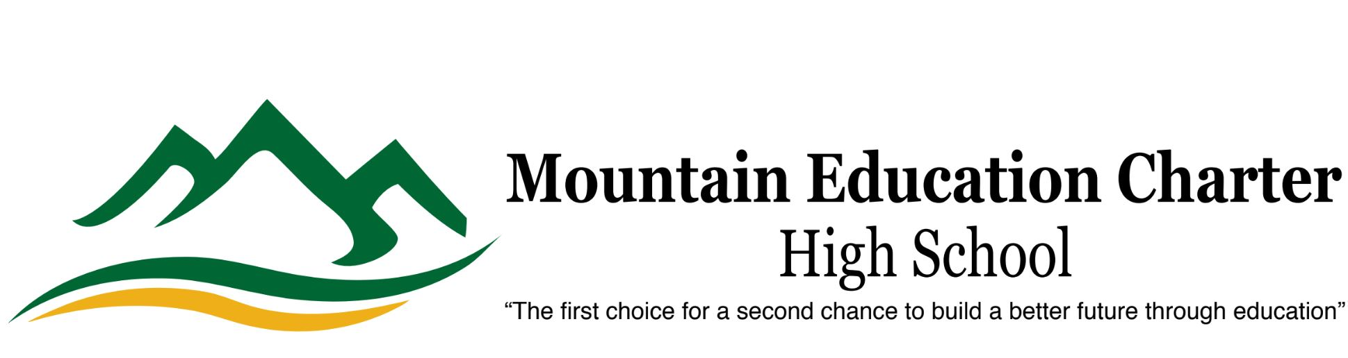 Career Clusters Mountain Education Charter High School
